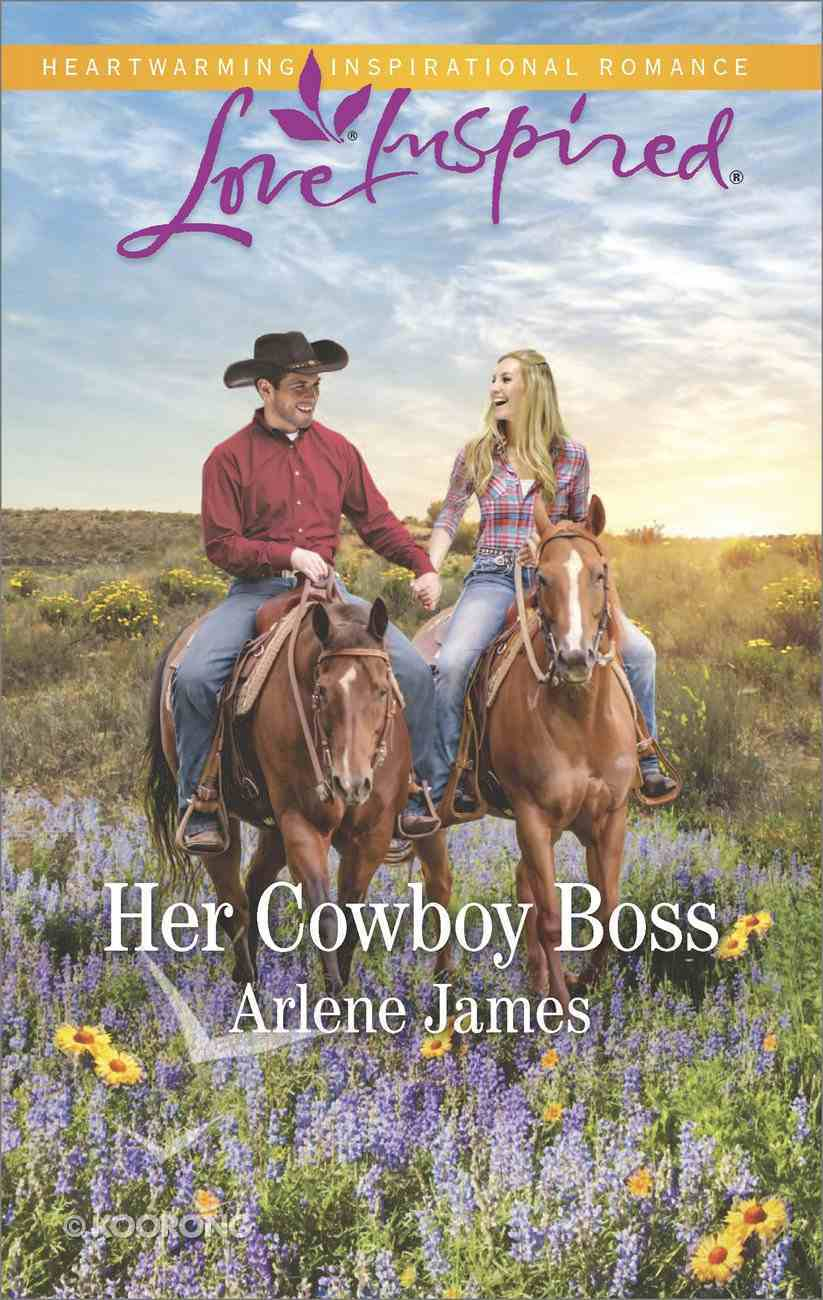 Her Cowboy Boss (The Prodigal Ranch) (Love Inspired Series) eBook