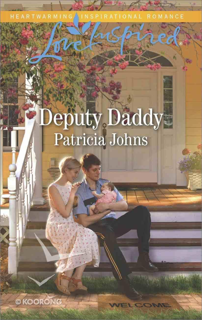 Deputy Daddy (Comfort Creek Lawmen) (Love Inspired Series) eBook