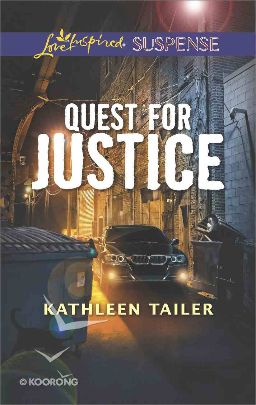 Quest For Justice (Love Inspired Suspense Series) eBook