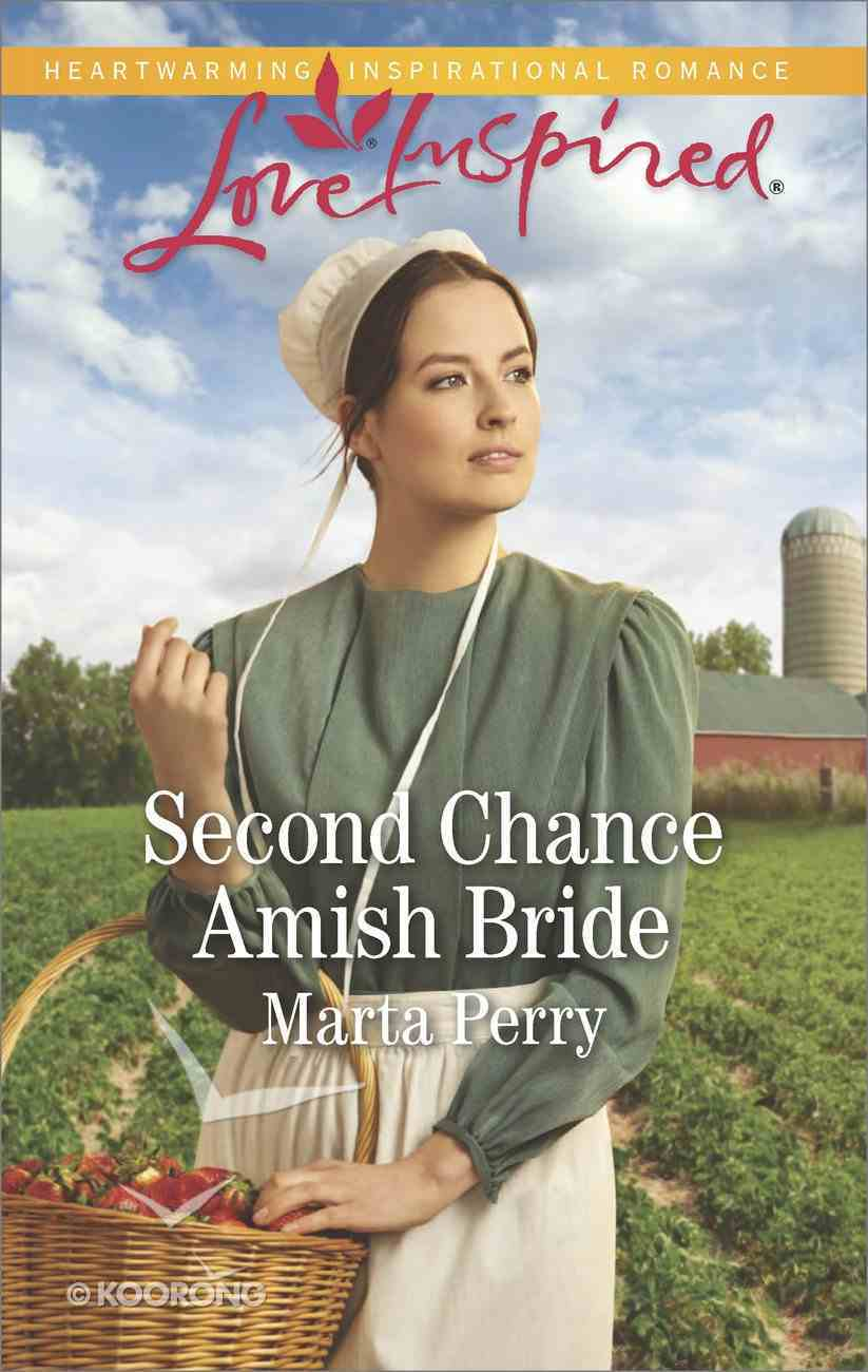 Second Chance Amish Bride (Brides of Lost Creek) (Love Inspired Series) eBook