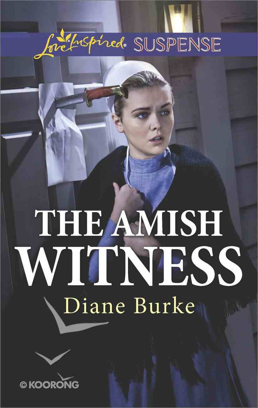 The Amish Witness (Love Inspired Suspense Series) eBook