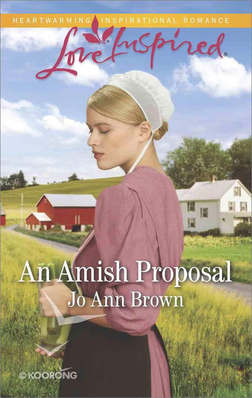 An Amish Proposal (Amish Hearts) (Love Inspired Series) eBook