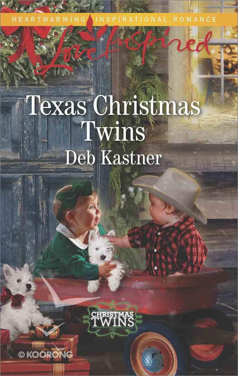 Texas Christmas Twins (Christmas Twins) (Love Inspired Series) eBook