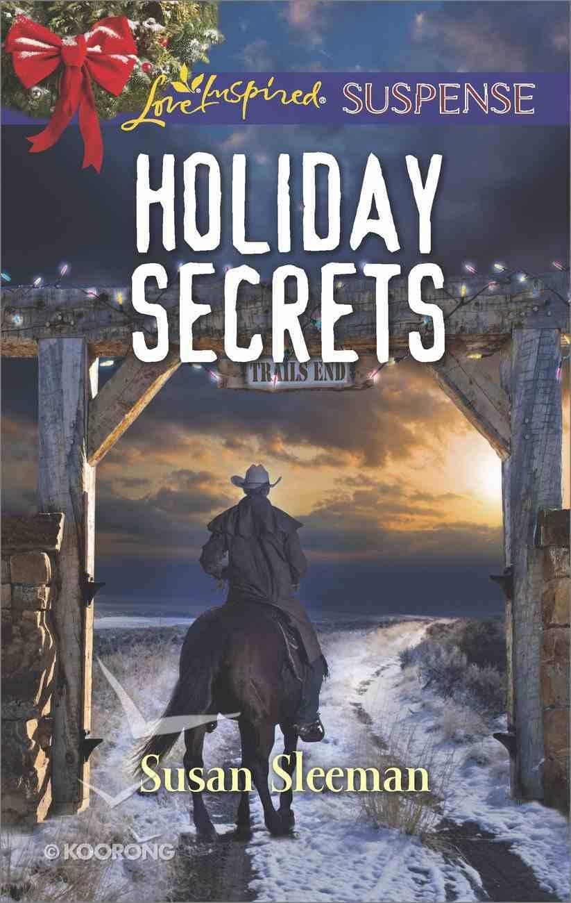 Holiday Secrets (Mckade Law #01) (Love Inspired Suspense Series) eBook