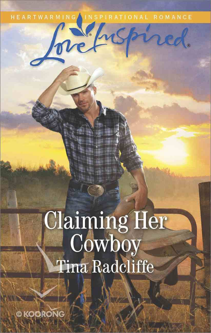 Claiming Her Cowboy (Big Heart Ranch) (Love Inspired Series) eBook