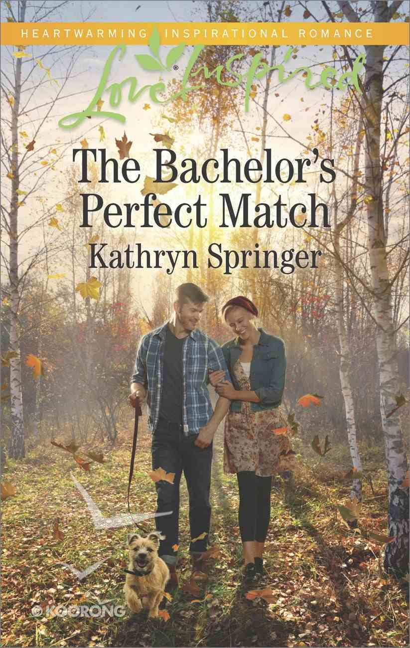The Bachelor's Perfect Match (Castle Falls) (Love Inspired Series) eBook