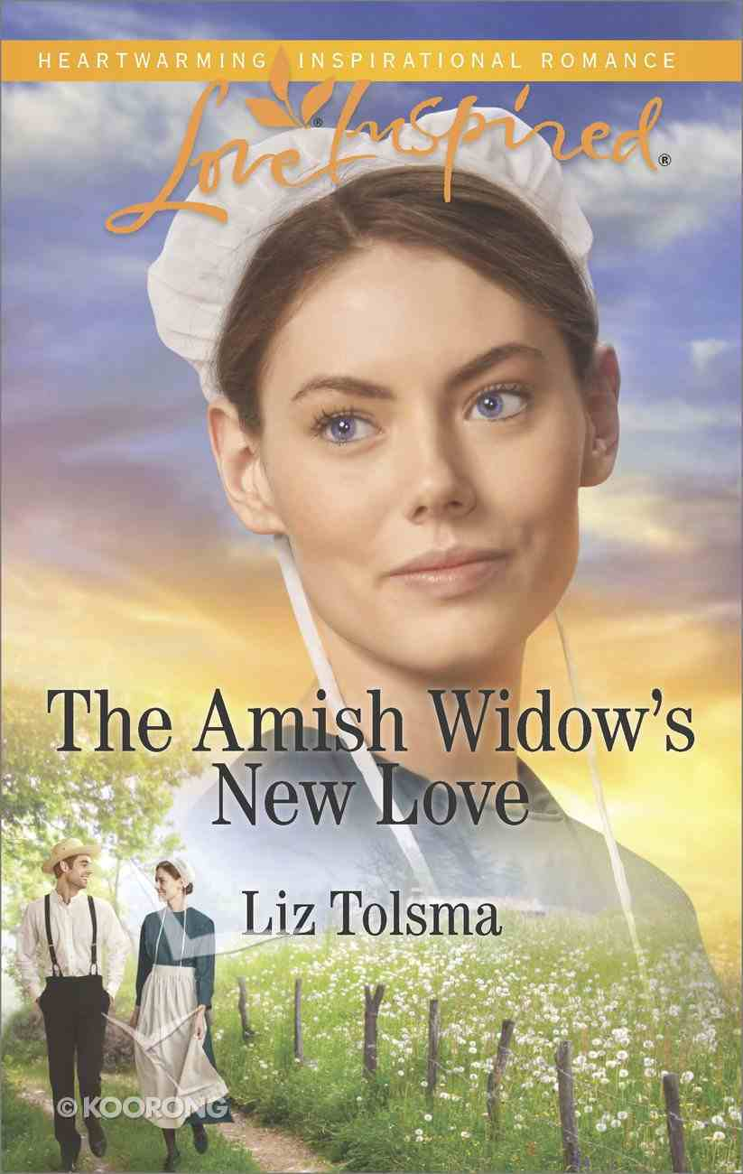 The Amish Widow's New Love (Love Inspired Series) eBook