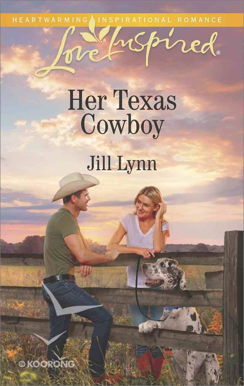 Her Texas Cowboy (Love Inspired Series) eBook