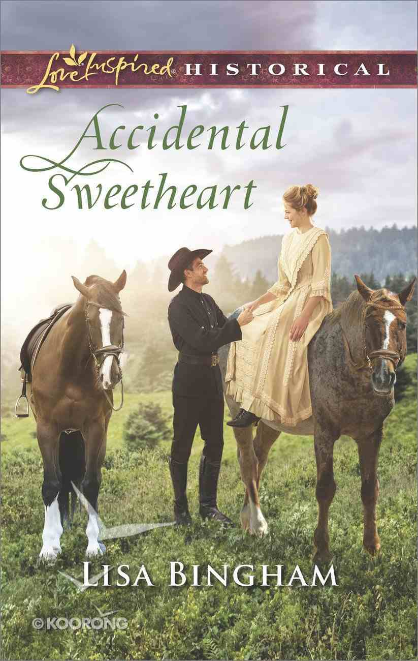 Accidental Sweetheart (The Bachelors of Aspen Valley) (Love Inspired Series Historical) eBook