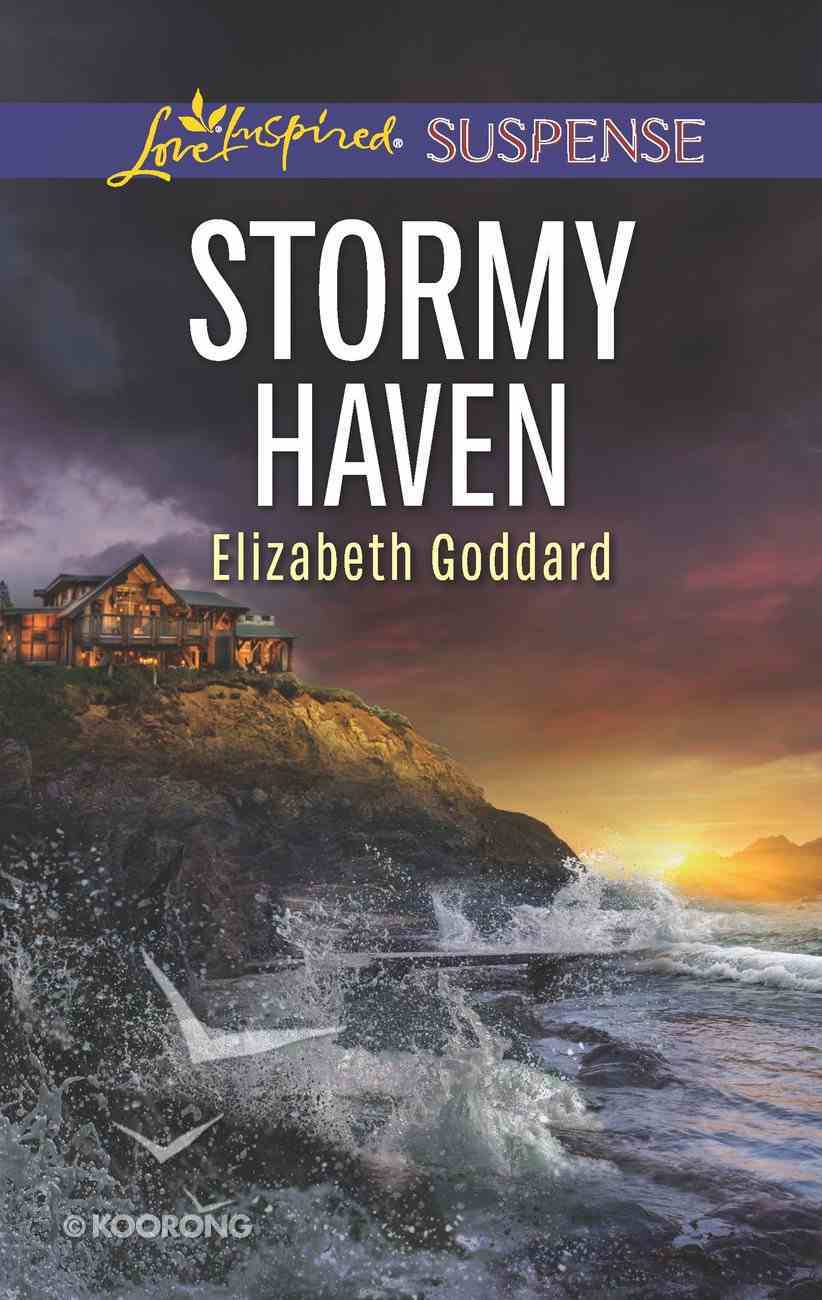 Stormy Haven (Coldwater Bay Intrigue) (Love Inspired Suspense Series) eBook