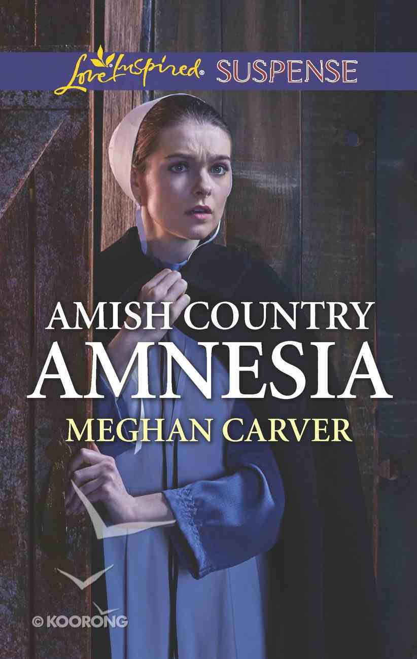 Amish Country Amnesia (Love Inspired Suspense Series) eBook