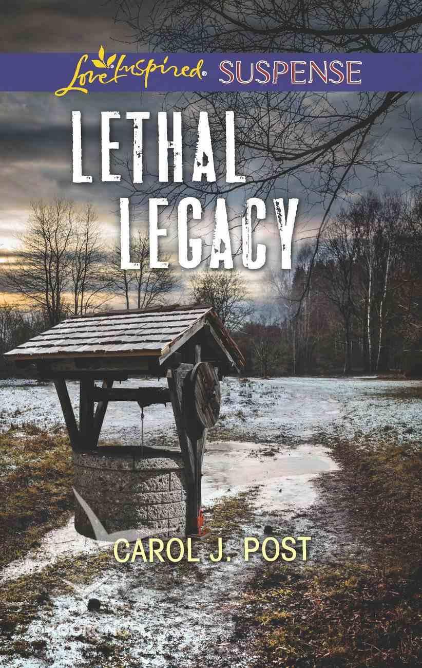Lethal Legacy (Love Inspired Suspense Series) eBook