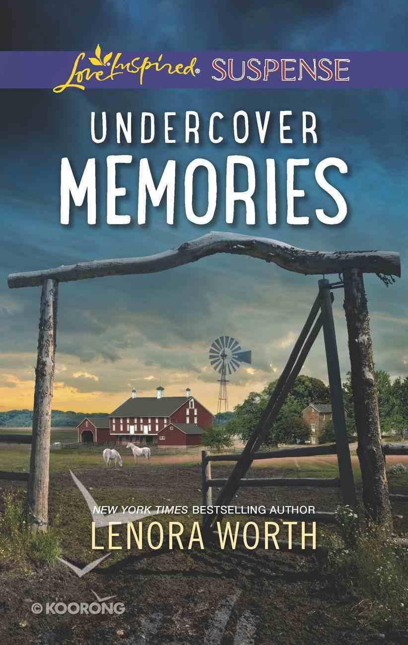 Undercover Memories (Love Inspired Suspense Series) eBook
