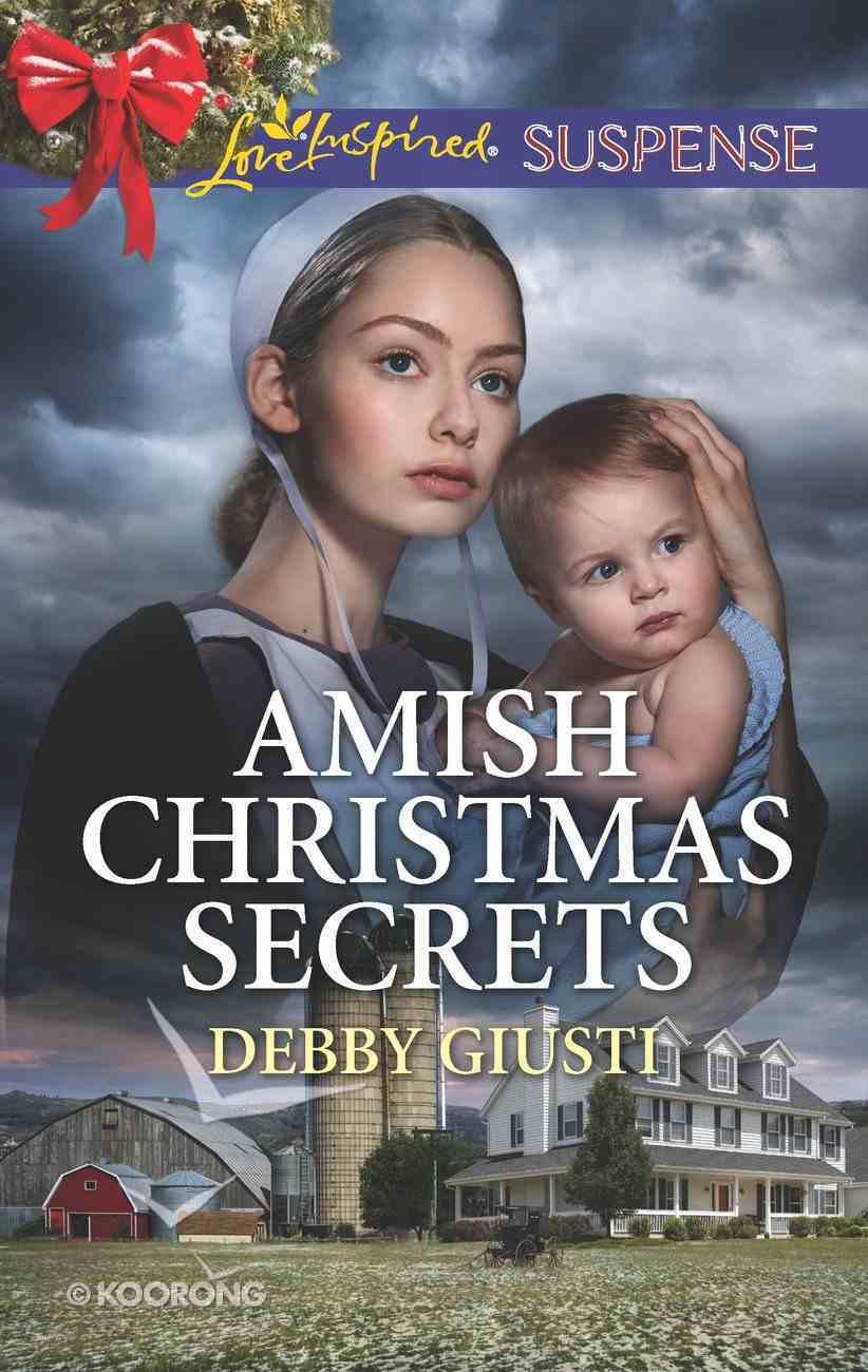 Amish Christmas Secrets (Amish Protectors) (Love Inspired Suspense Series) eBook