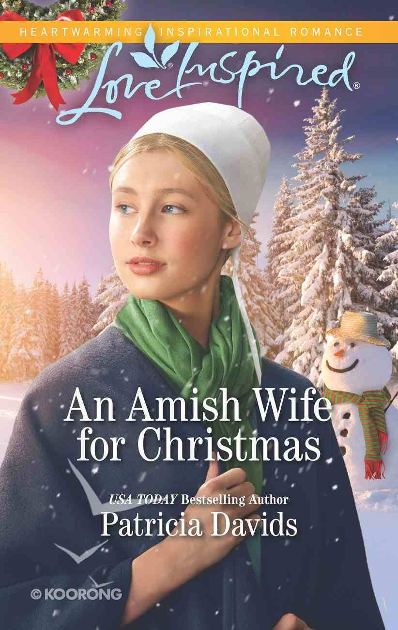 An Amish Wife For Christmas (North Country Amish) (Love Inspired Series) eBook
