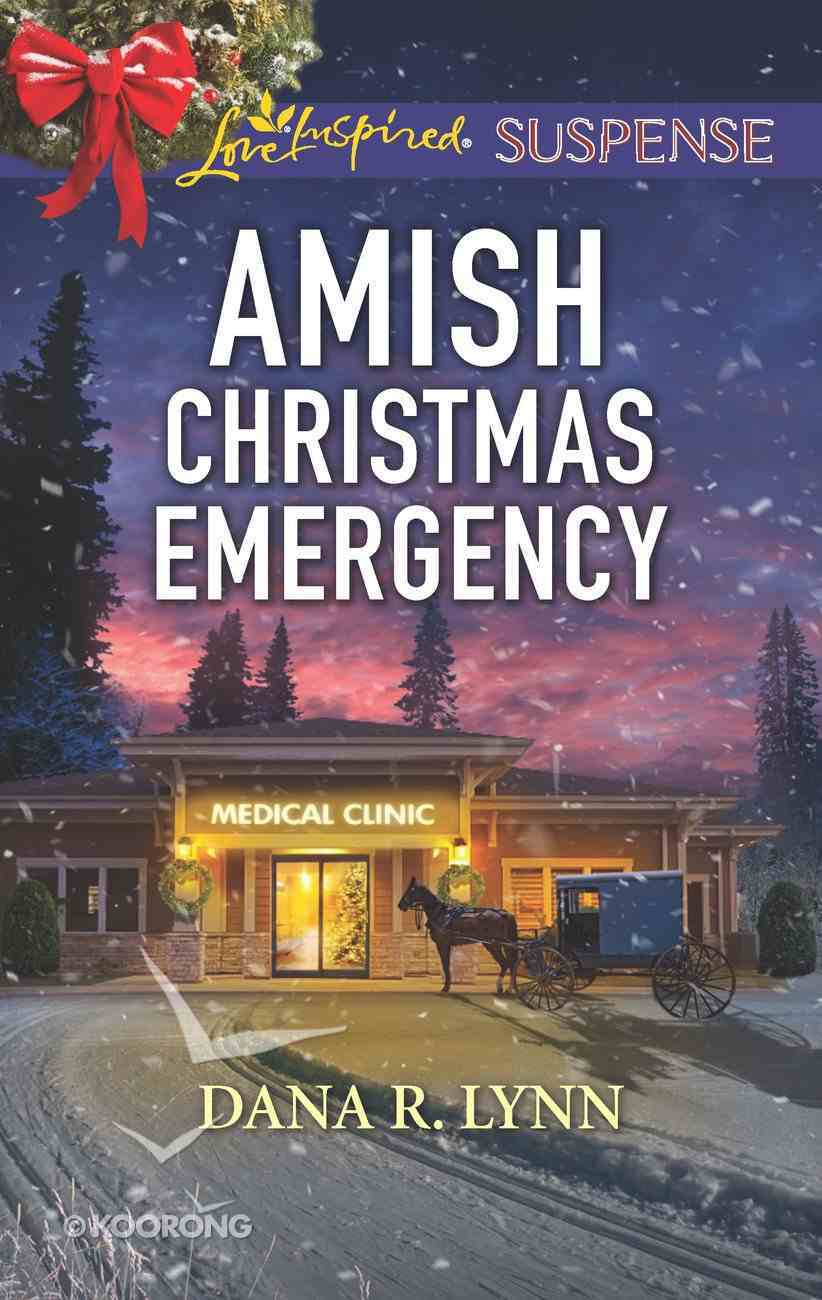 Amish Christmas Emergency (Amish Country Justice) (Love Inspired Suspense Series) eBook