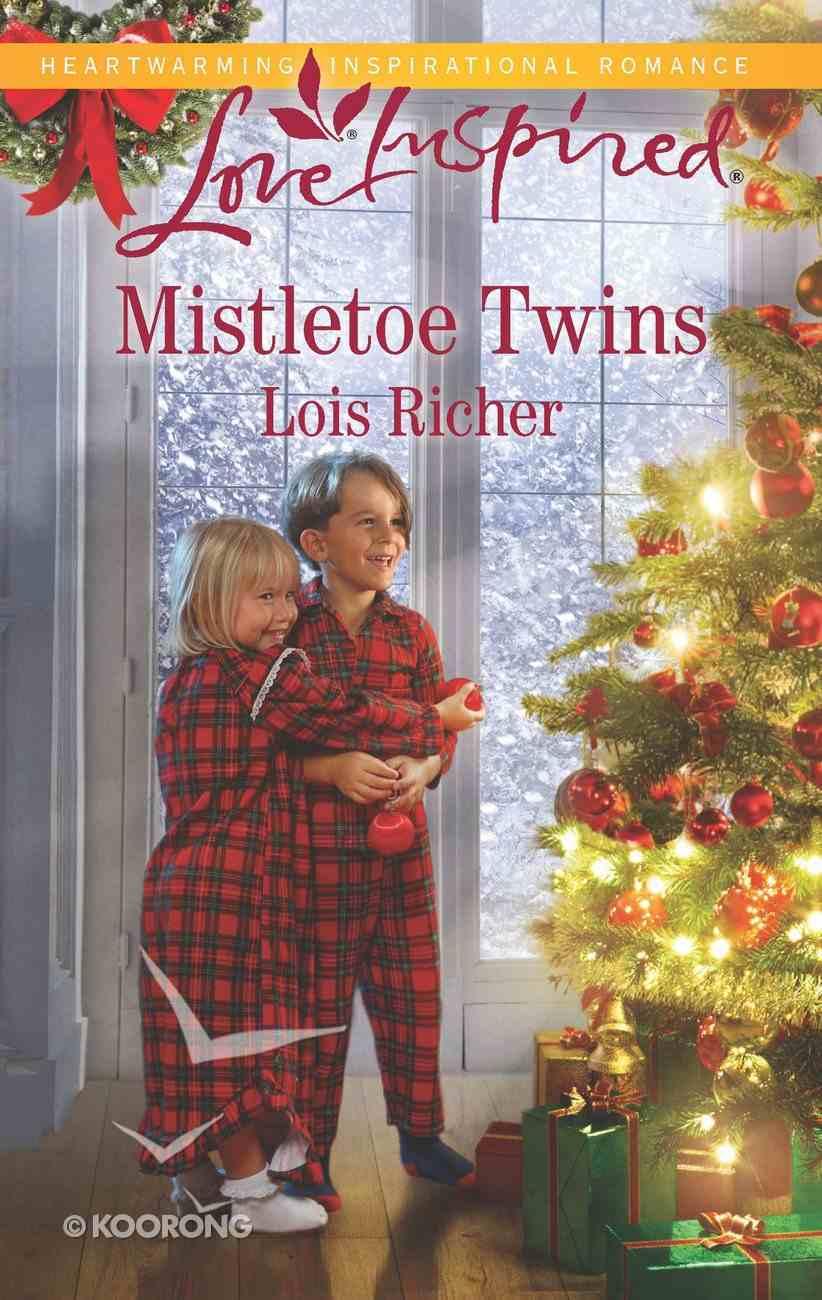 Mistletoe Twins (Rocky Mountain Haven) (Love Inspired Series) eBook