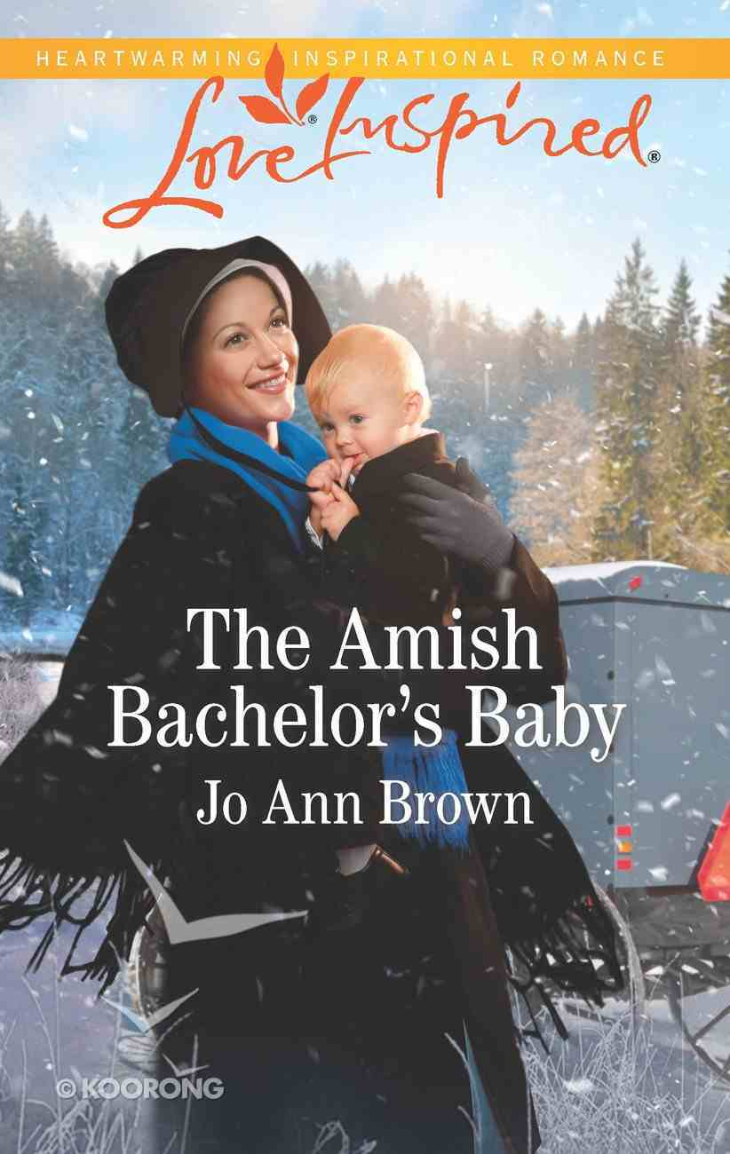 The Amish Bachelor's Baby (Amish Spinster Club) (Love Inspired Series) eBook