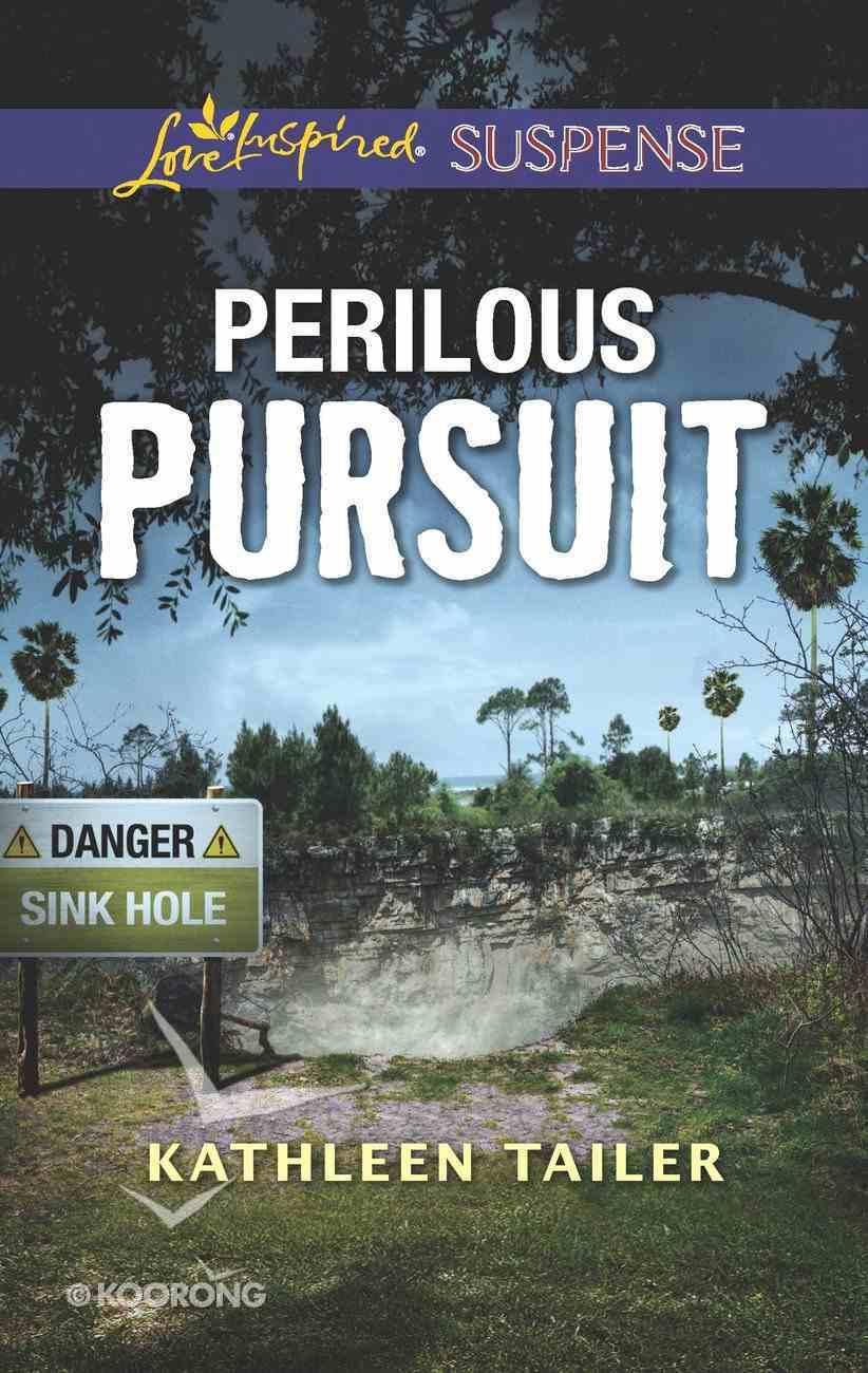 Perilous Pursuit (Love Inspired Suspense Series) eBook