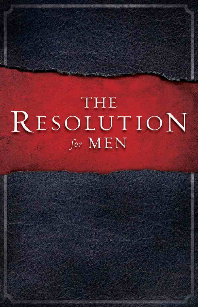 The Resolution For Men (Unabridged, Mp3) CD