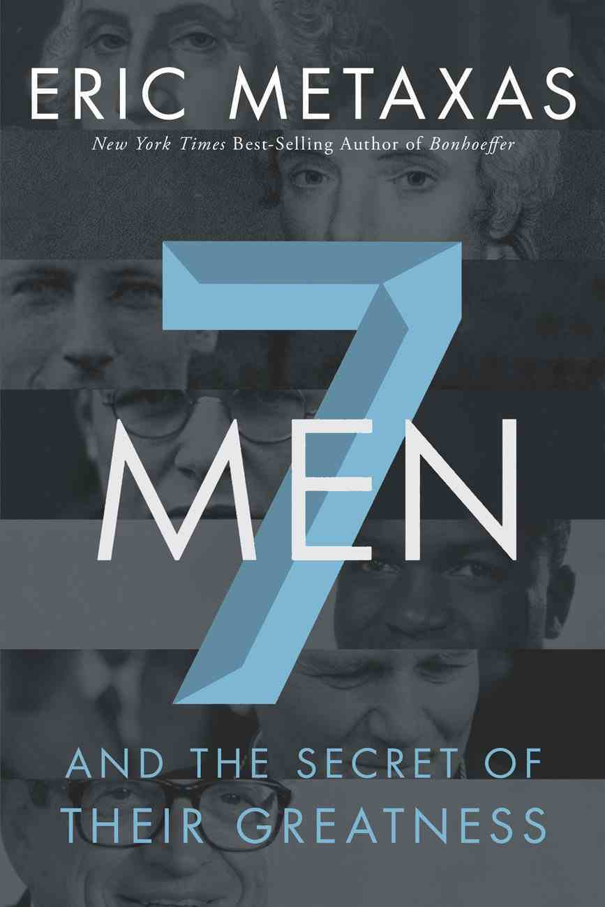 Seven Men (Unabridged, Mp3) CD