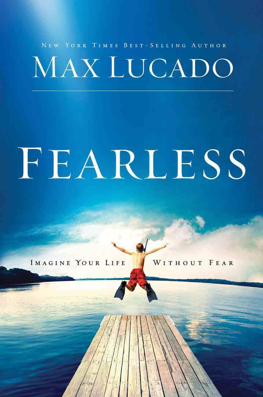 Fearless (Abridged, 3 Cds) CD