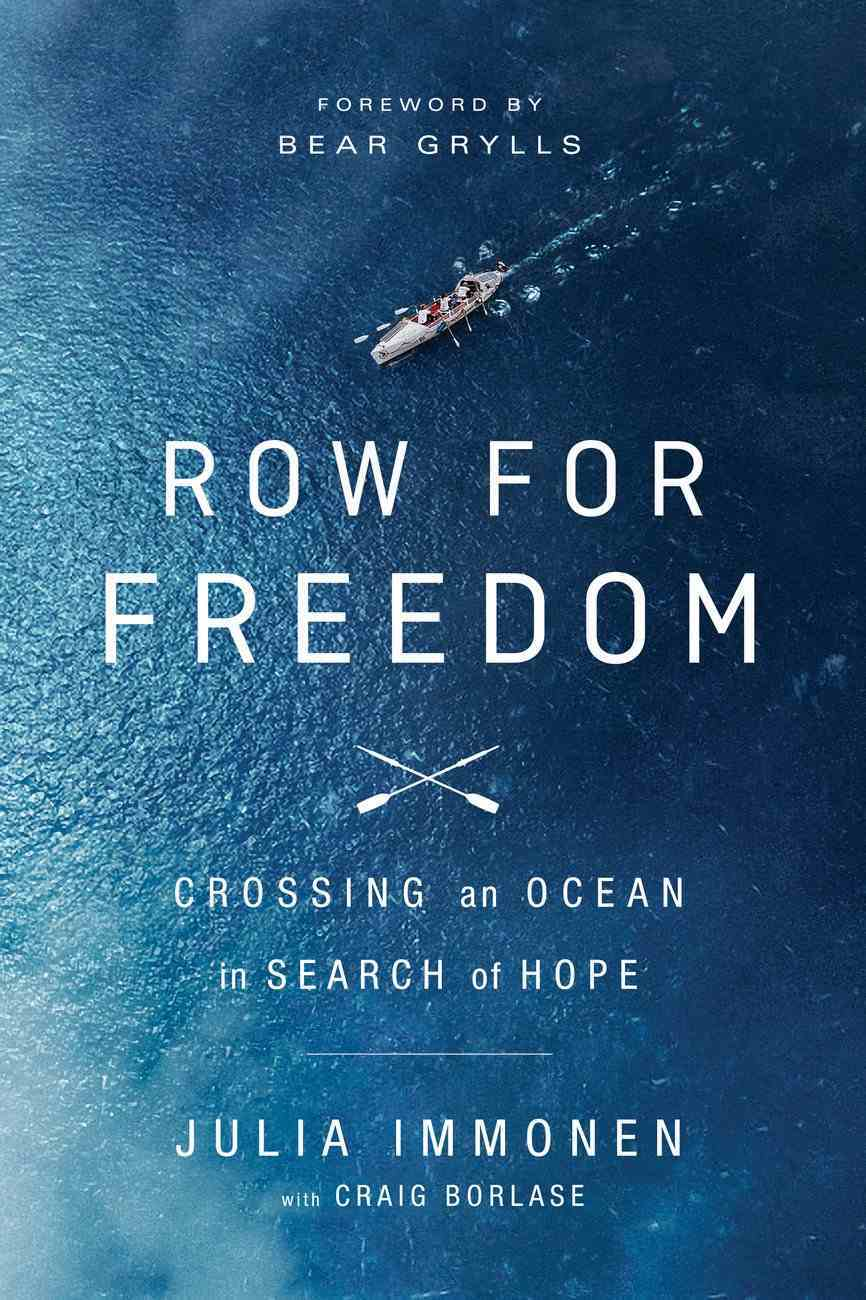 Row For Freedom (Unabridged, 6 Cds) CD