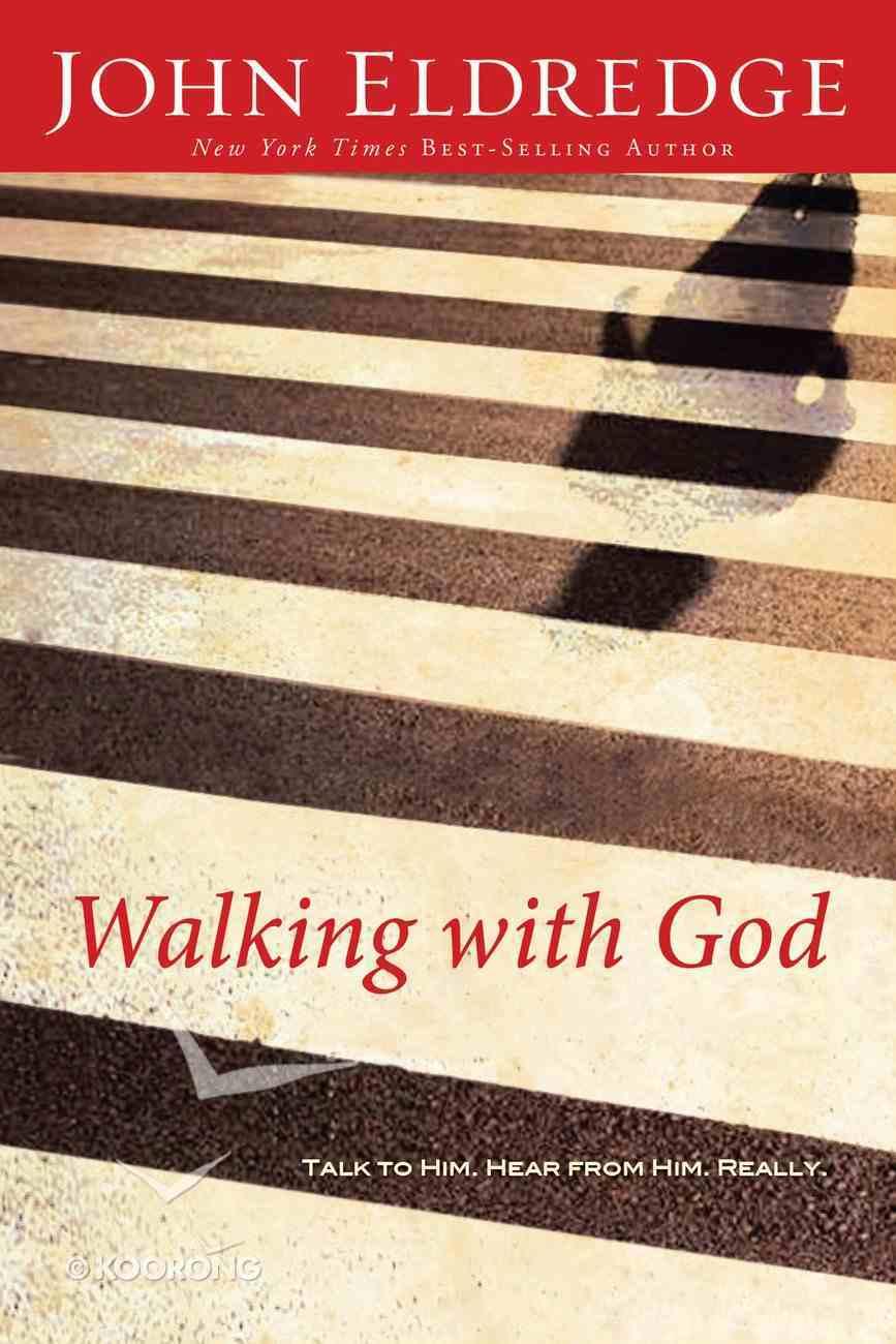 Walking With God (Unabridged, 6 Cds) CD