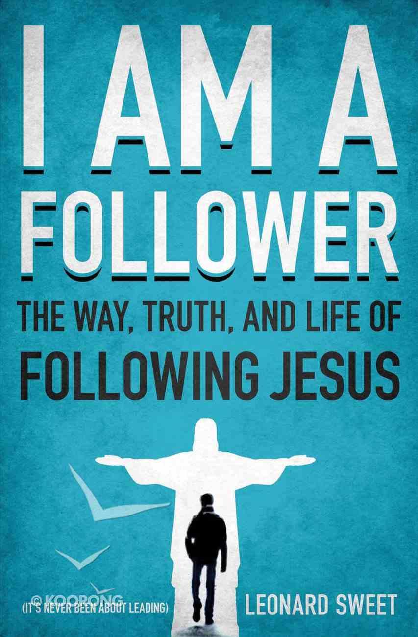 I Am a Follower (Unabridged, Mp3) CD