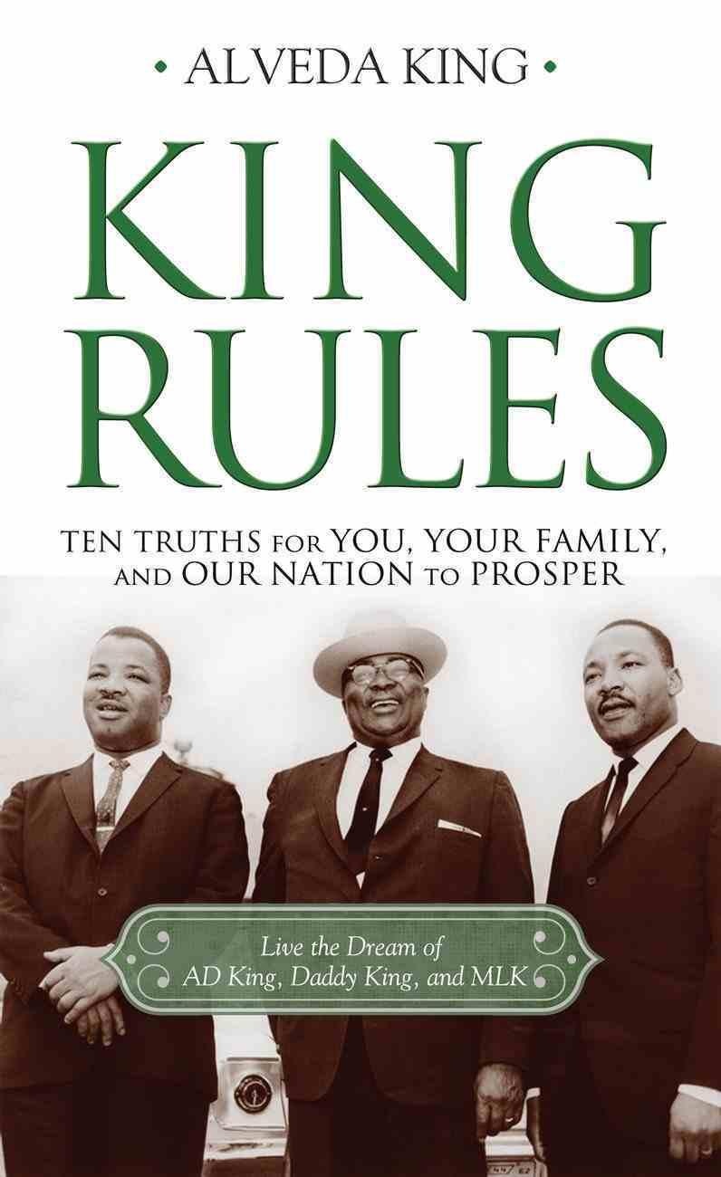 King Rules (Unabridged, 4 Cds) CD