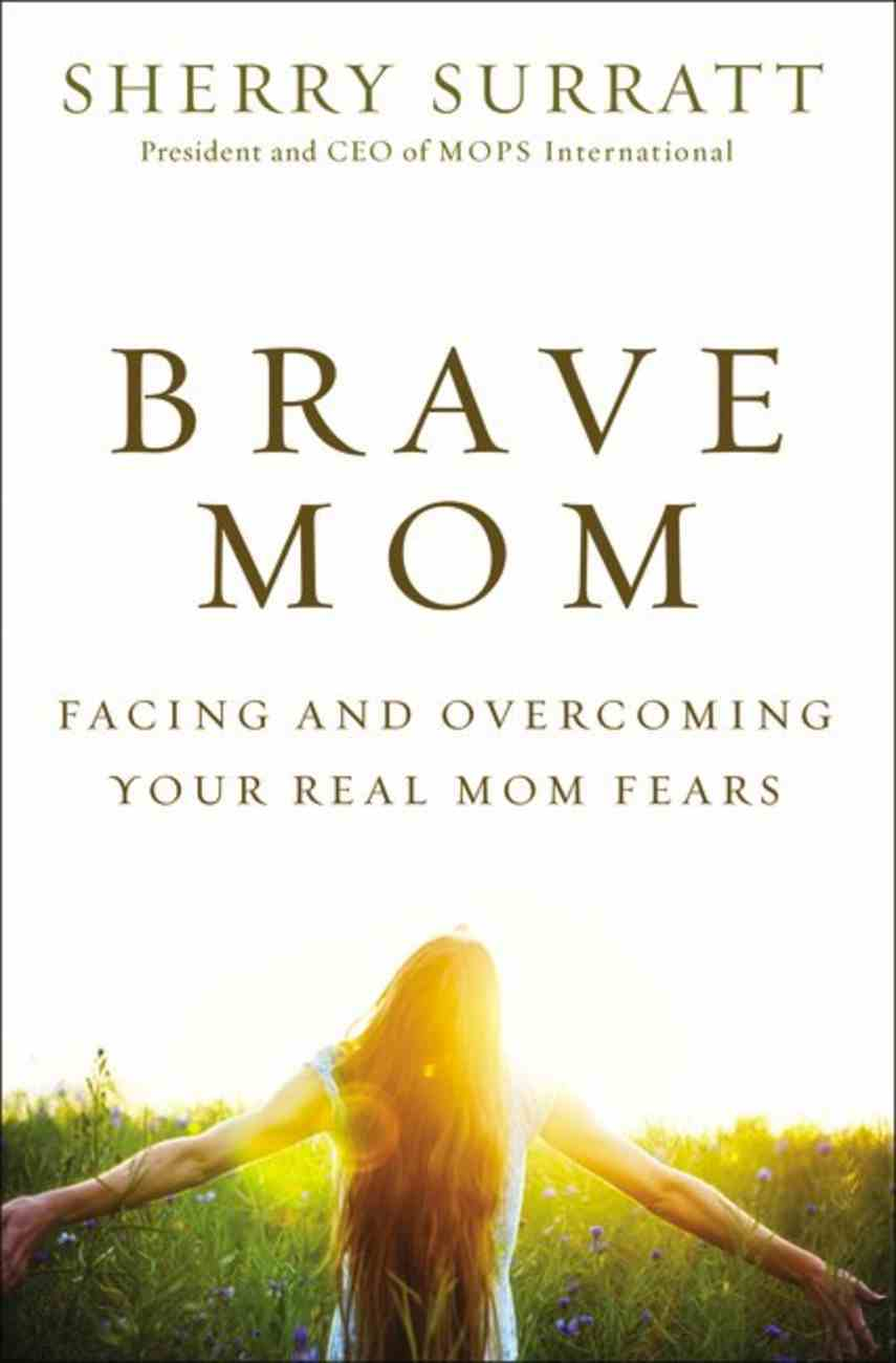 Brave Mom (Unabridged, 4 Cds) CD