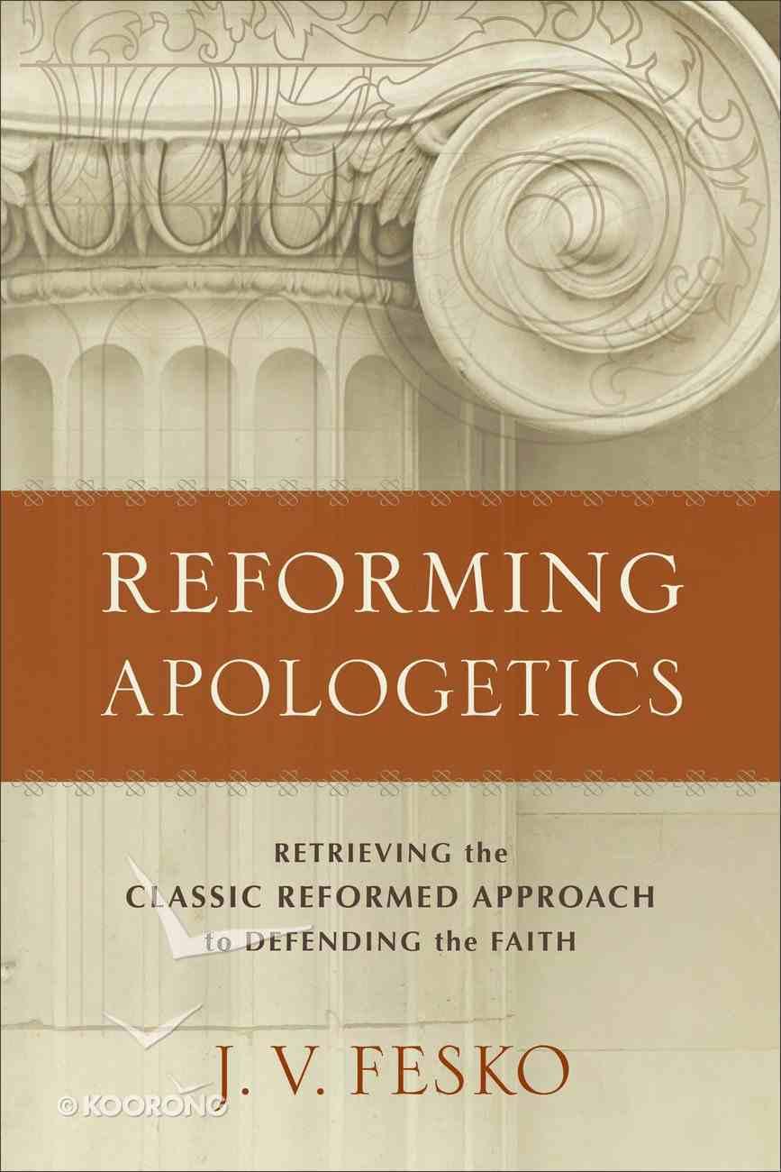 Reforming Apologetics eBook