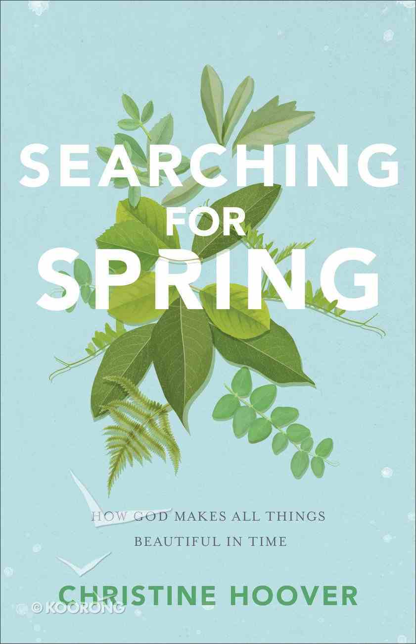 Searching For Spring eBook