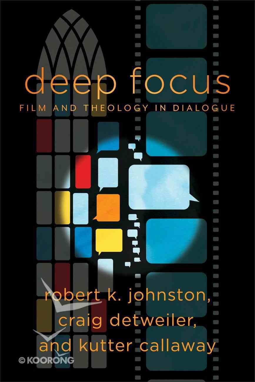 Deep Focus (Engaging Culture) eBook