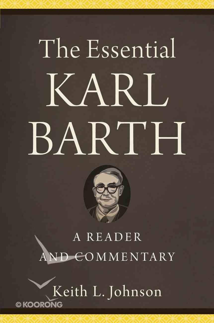 The Essential Karl Barth eBook