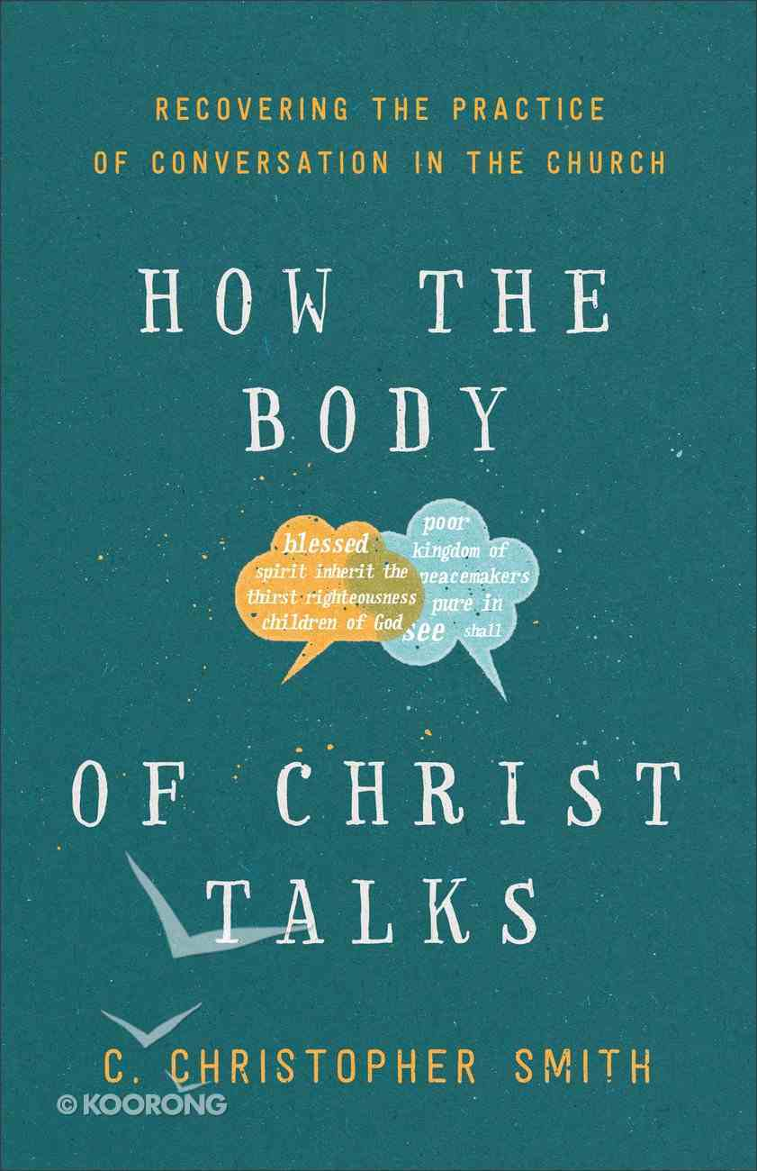 How the Body of Christ Talks eBook