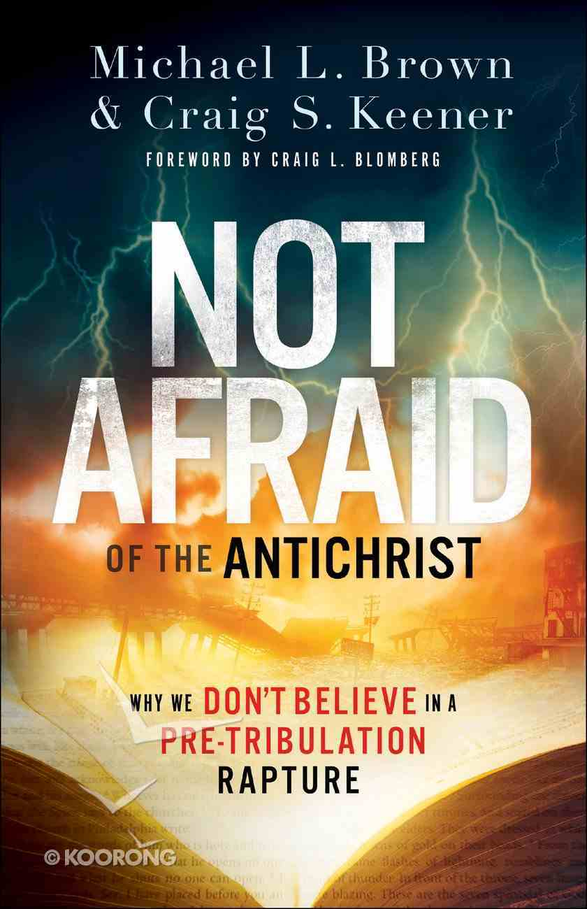 Not Afraid of the Antichrist eBook