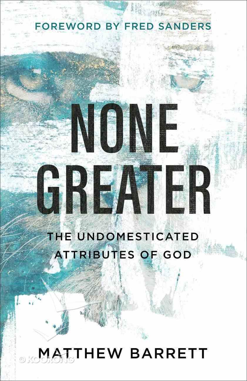 None Greater eBook