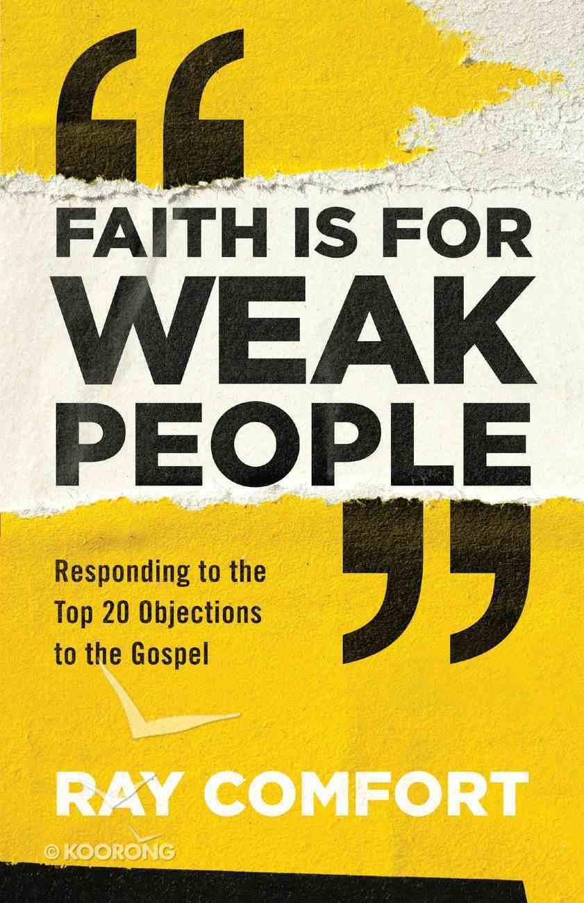 Faith is For Weak People eBook