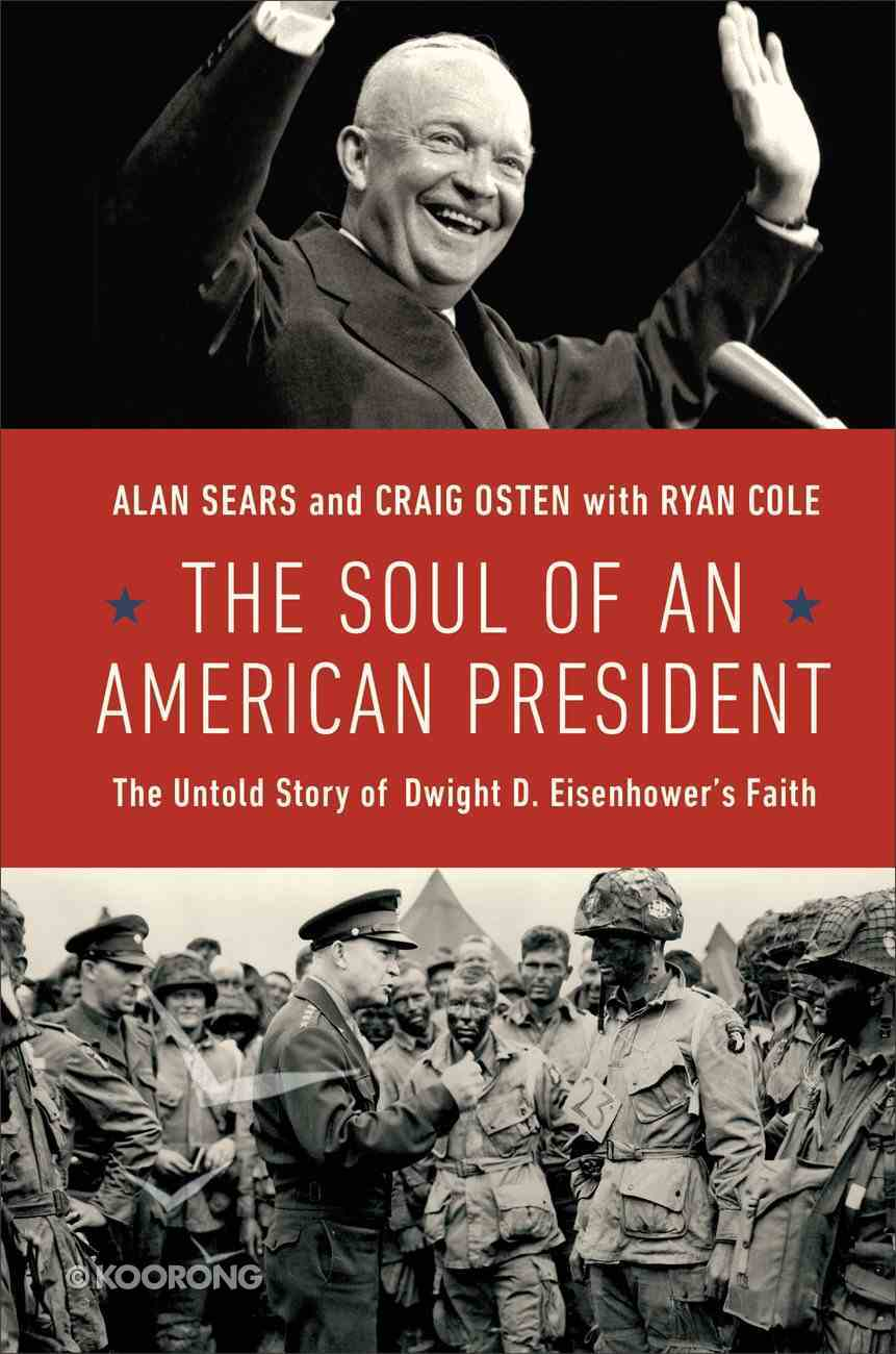 The Soul of An American President eBook