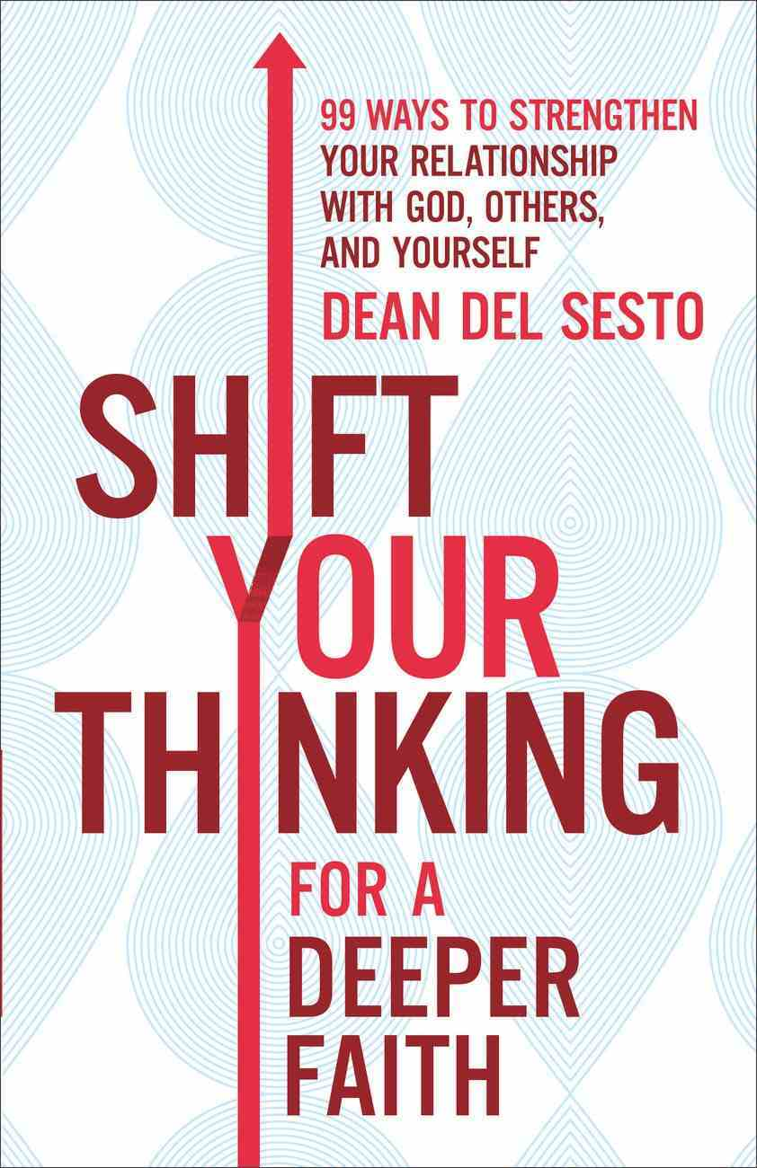 Shift Your Thinking For a Deeper Faith eBook