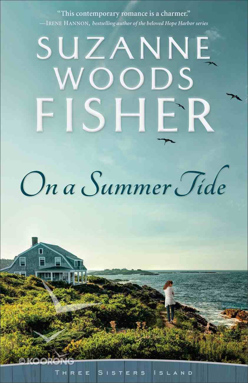 On a Summer Tide (Three Sisters Island Book #1) (#01 in Three Sisters Island Series) eBook