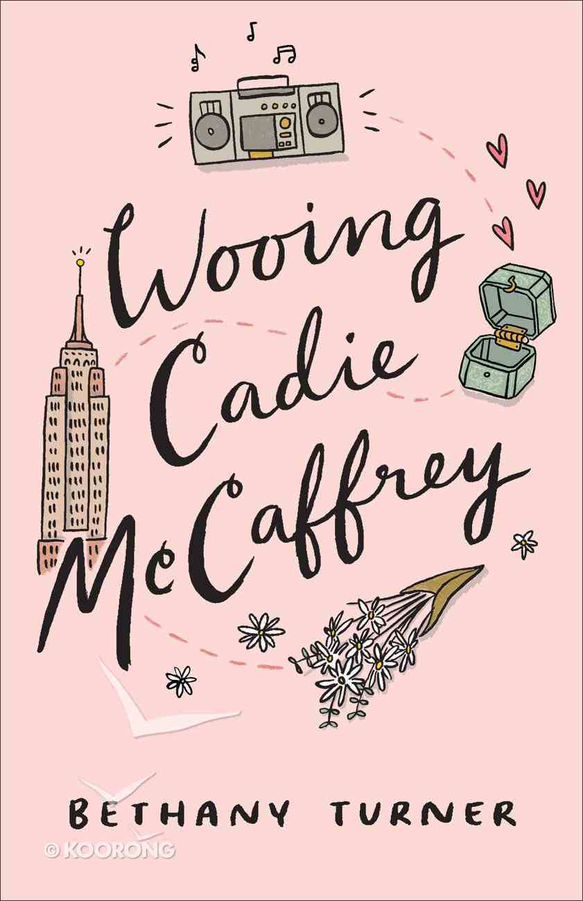Wooing Cadie Mccaffrey eBook