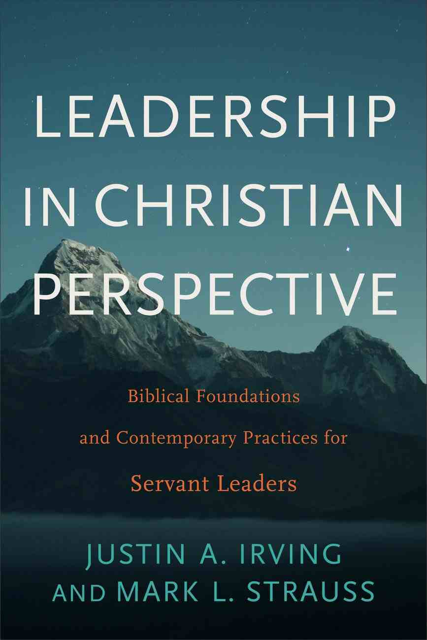 Leadership in Christian Perspective eBook