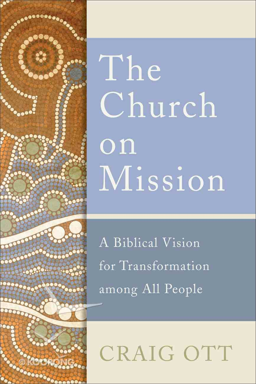The Church on Mission eBook