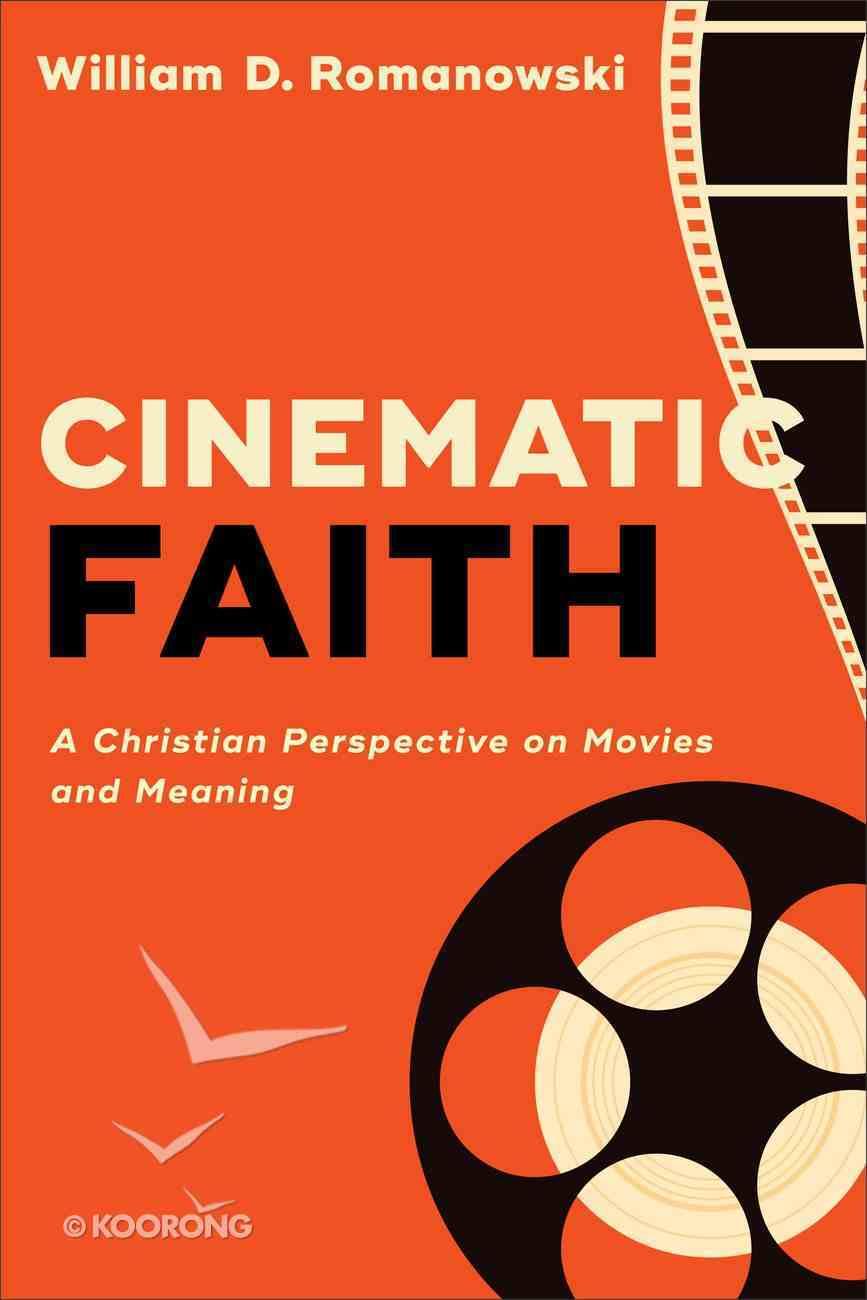 Cinematic Faith eBook