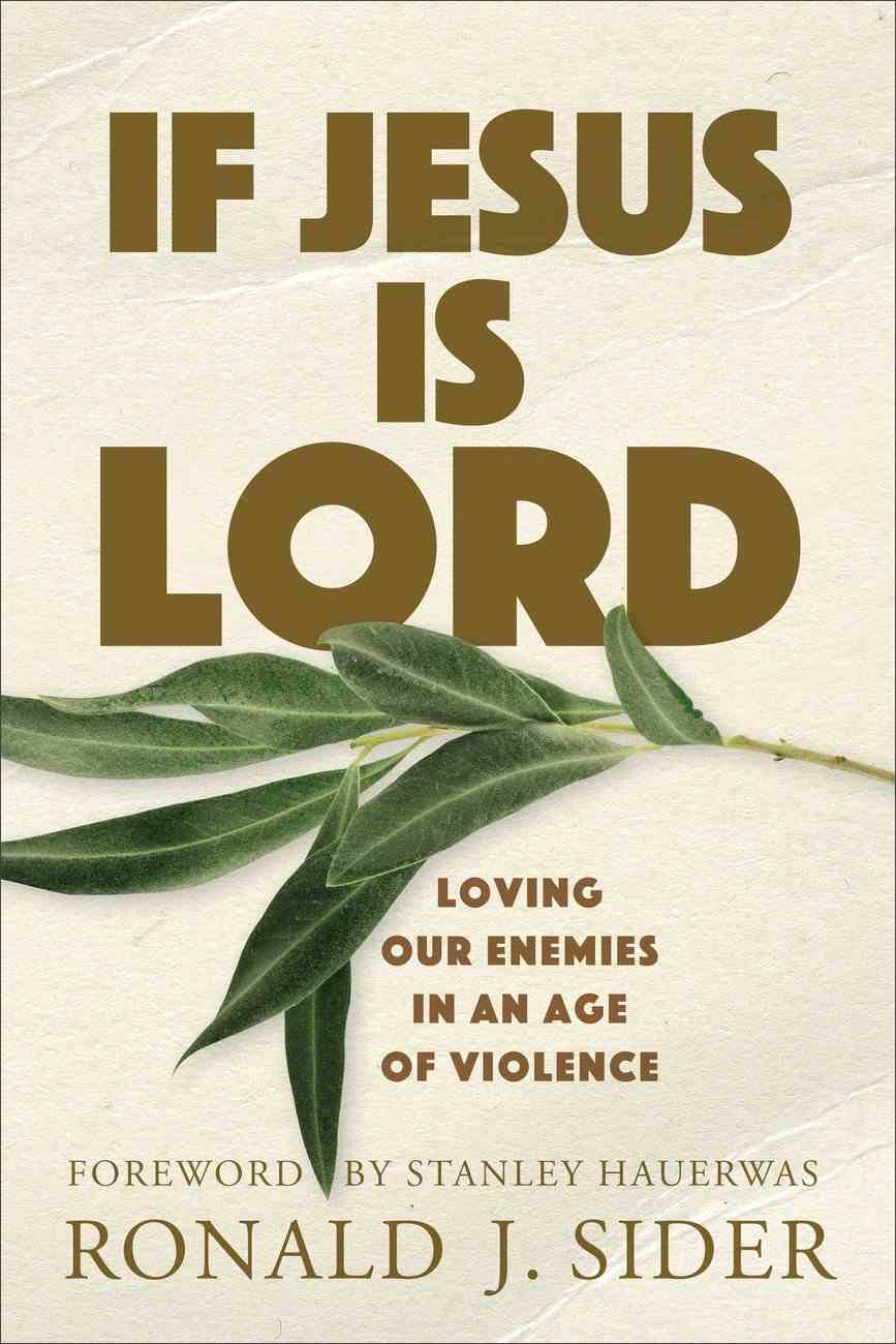 If Jesus is Lord eBook
