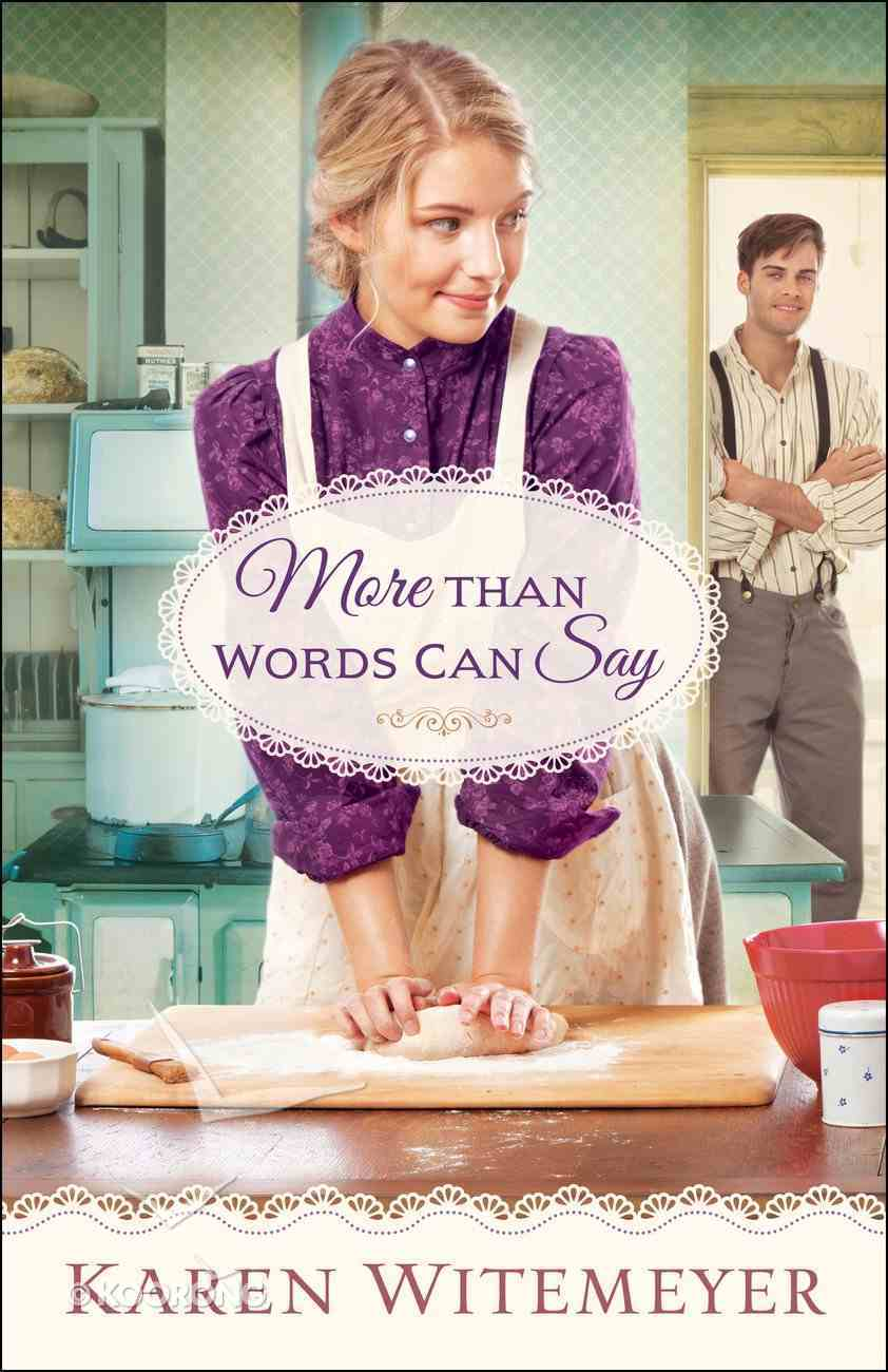 More Than Words Can Say (A Patchwork Family Novel Book #2) eBook