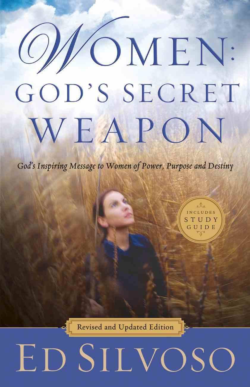 Women: God's Secret Weapon eBook