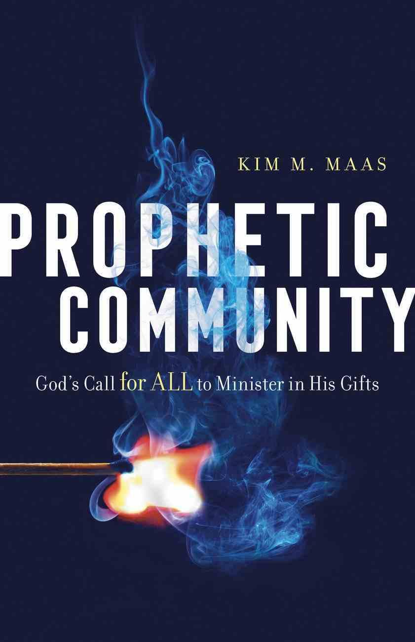 Prophetic Community eBook